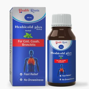 HealthRoots- Herbicold Plus for Upper respiratory and immune support.