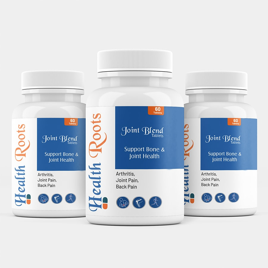 HealthRoots- Joint Blend herbal-the best treatment for Arthritis