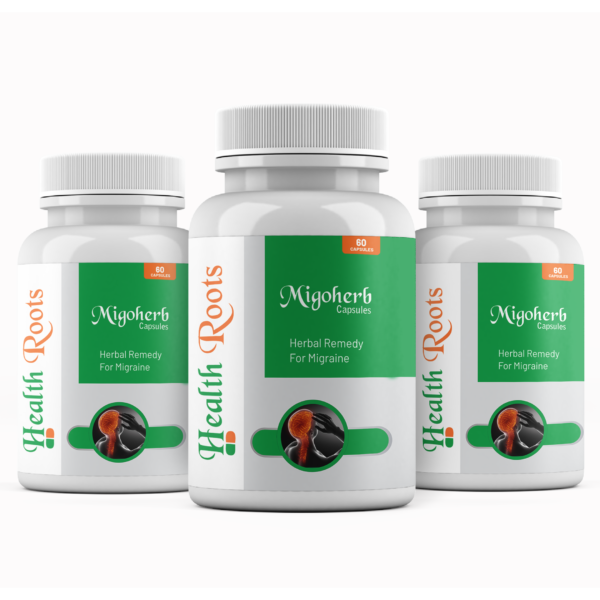 HealthRoots-Migoherb herbal remedy for stress headache