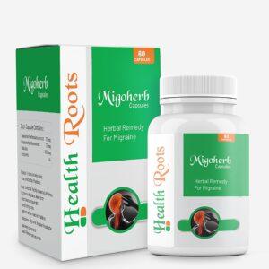 HealthRoots-Migoherb is best herbal medicine for migraine