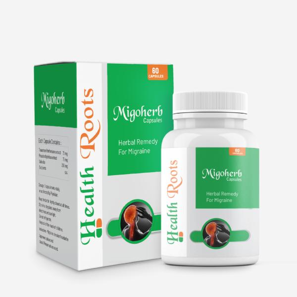 HealthRoots-Migoherb for migraine headaches