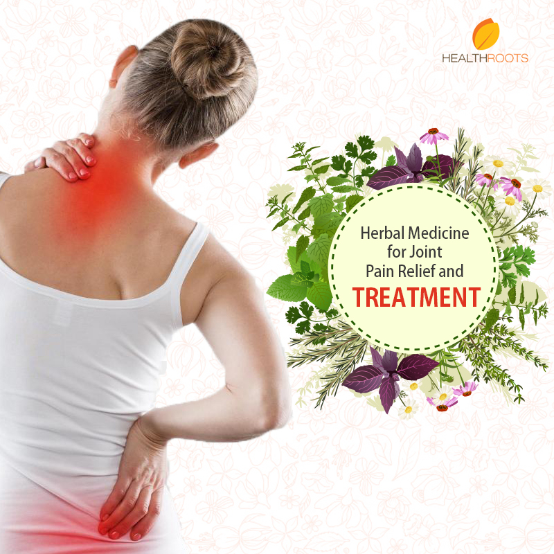 Herbal medicine for joint pain relief and treatment