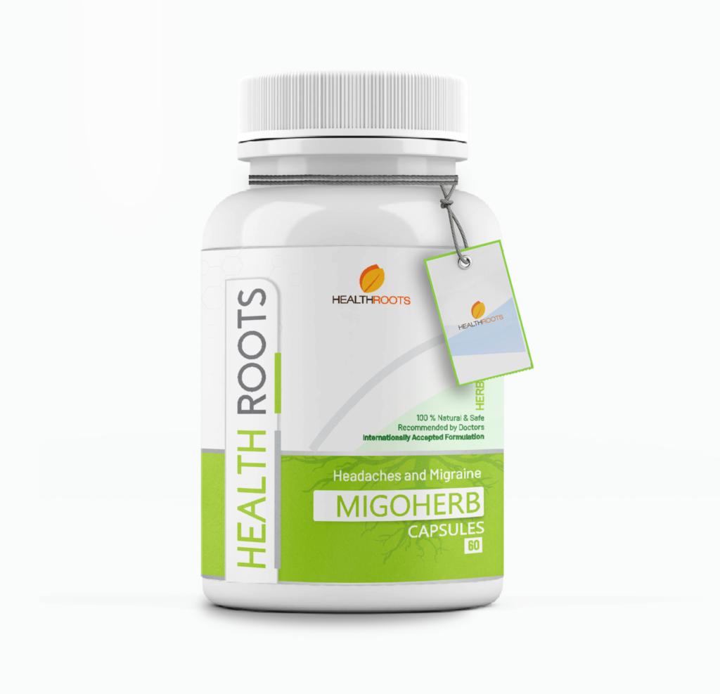 HealthRoots-Migoherb best ayurveda for migraine