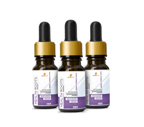 HealthRoots- Wonder Drop for Heals wounds and supports digestive system